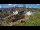 Гонки на тракторах Бизон трек шоу 2015