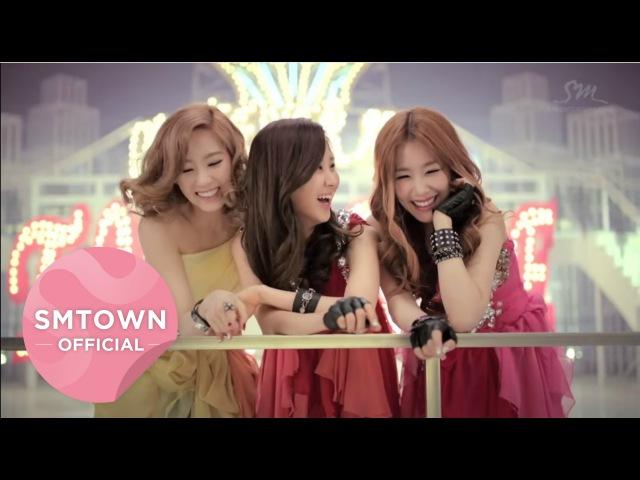 Girls Generation-TTS 소녀시대-태티서 Twinkle MV