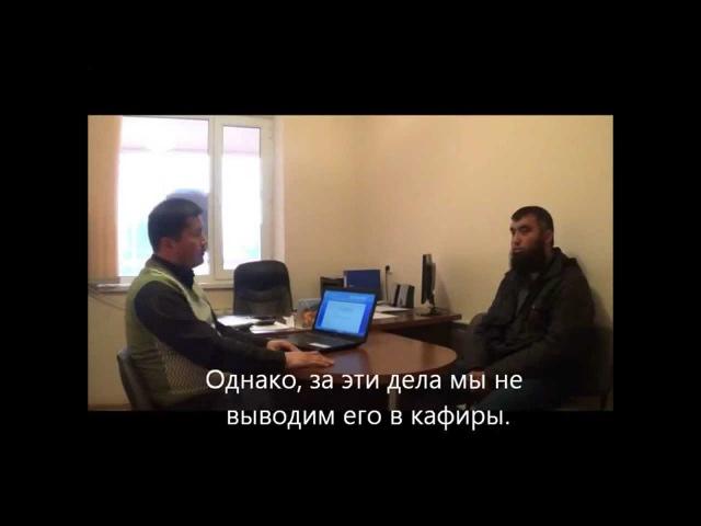 Өктем Заурбековпен сұхбат / Интервью с Октамом Заурбековым