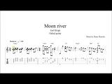 Moon River - Earl Klugh (Transcription)