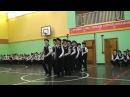 Смотр строя и песни, 6 А класс, ЦО 1178, Москва