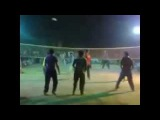 shooting volleyball Raye noor hayyat kharal show match long raily