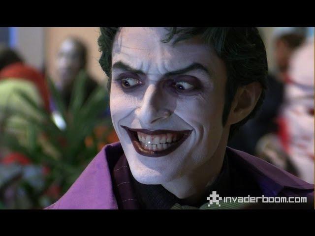 Joker Cosplay/Anthony Misiano