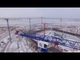 Строительство стадиона  «Нижний Новгород»  к Чемпионату Мира по футболу FIFA 2018 в России