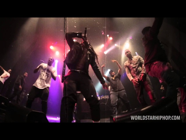 Ty Dolla $ign Violent (WSHH Exclusive - Official Music Video)