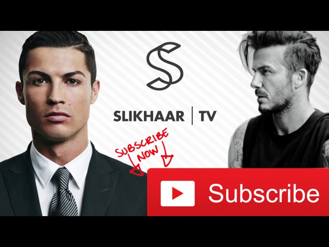 Share this hair video ★ And help Slikhaar TV expand