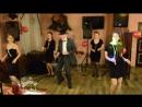 Танец гангстеров в Новый 2014-2015 год.