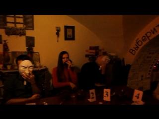 Марципановая Мафия, 16.12.2015. Телохранитель ночью... Камикадзе днём)
