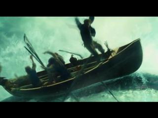 """История легендарного Моби Дика! Приключенческий фильм """"В сердце моря"""" - с 3  ..."""