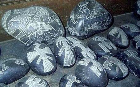 Камни Ика.