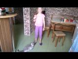 песня кошки Симоны и ее хозяйки Нины