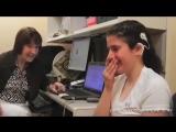 Что чувствуют глухие, когда первый раз в жизни начинают слышать.