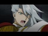 Ixion Saga DT / Иксион Сага Другое Измерение 25 серия (Absurd & Eladiel)