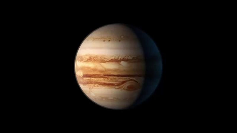 Звуки космоса записанные NASAМагнитосфера Юпитера
