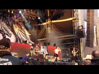 Within Temptation-Faster GMM 2015