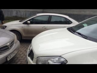 Бараны на парковках
