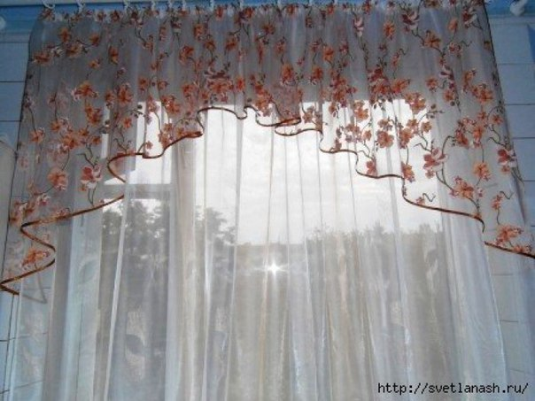 Как пошить шторы своими руками фото