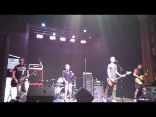 Bad Religion 'Anesthesia' [Soundcheck] feat. Emily Davis
