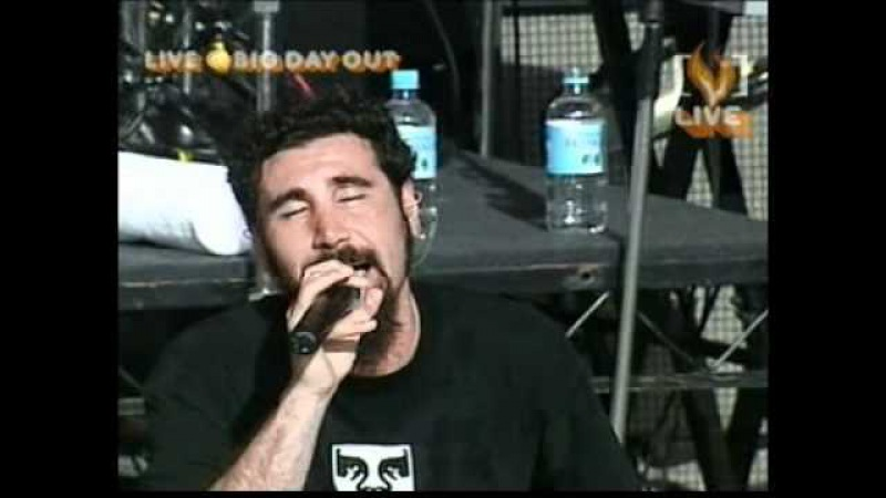 System Of a Down - Suite Pee (LIVE)