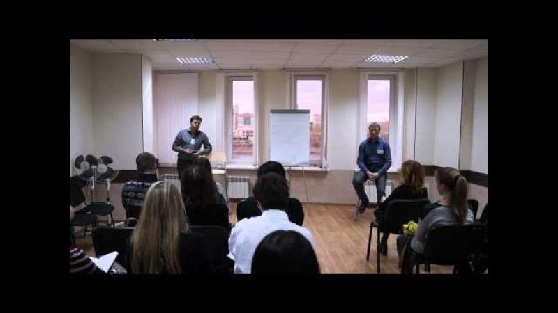 Тренеры центра NLP-Ресурсы рассказывают о себе