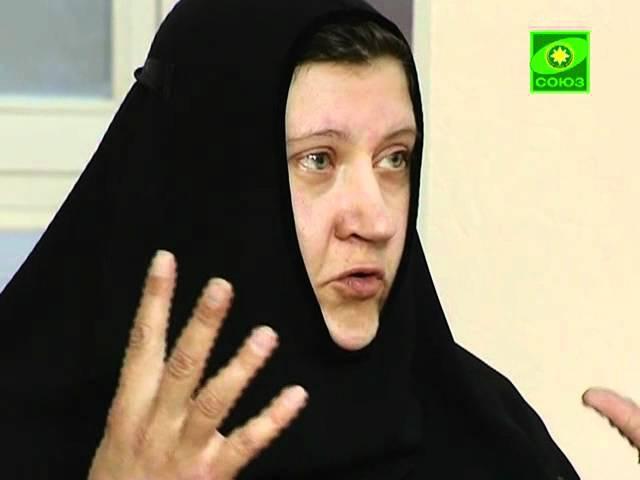 Люди Церкви Монахиня Евфросиния