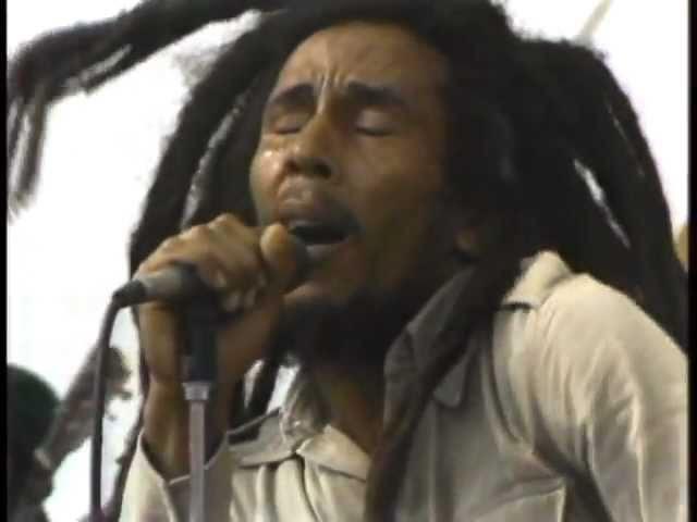 Bob Marley WAR