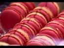 Macarons Макаруны Вкуcная выпечка