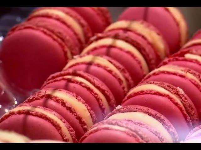 Macarons Макаруны /Вкуcная выпечка