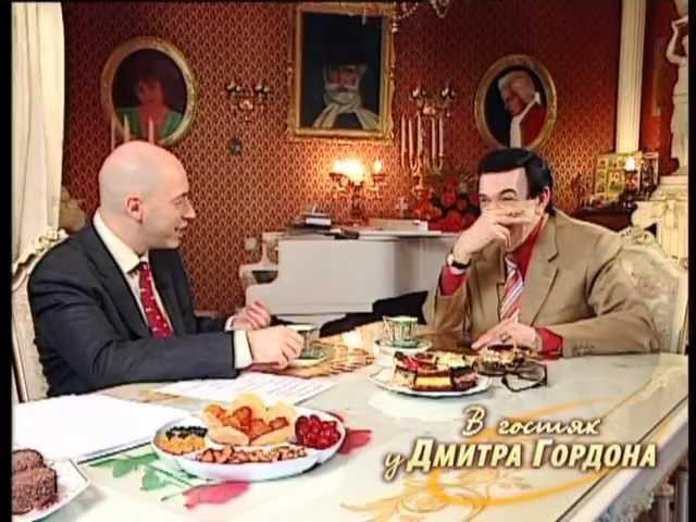 Муслим Магомаев. В гостях у Дмитрия Гордона. 22 (2007)