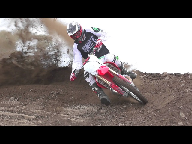 Rippin with Jimmy Decotis Jono Krusic - CR125/CR500 2Stroke