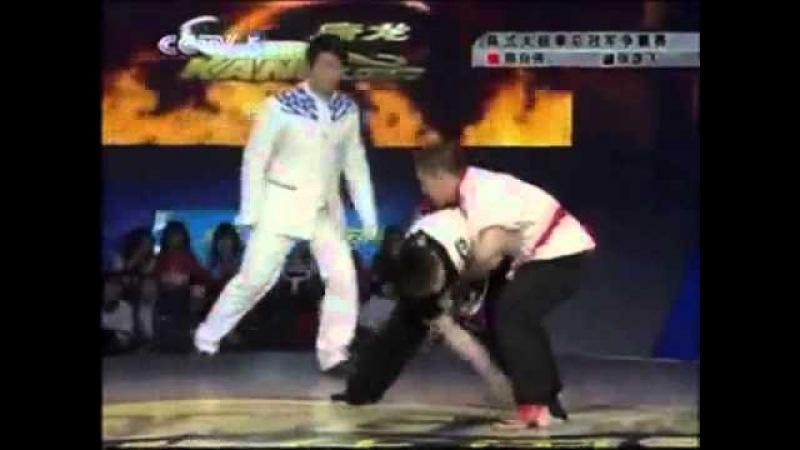 2010 陳氏太極拳 武林大会決勝戦 Final 陳自強 Chen Ziqiang