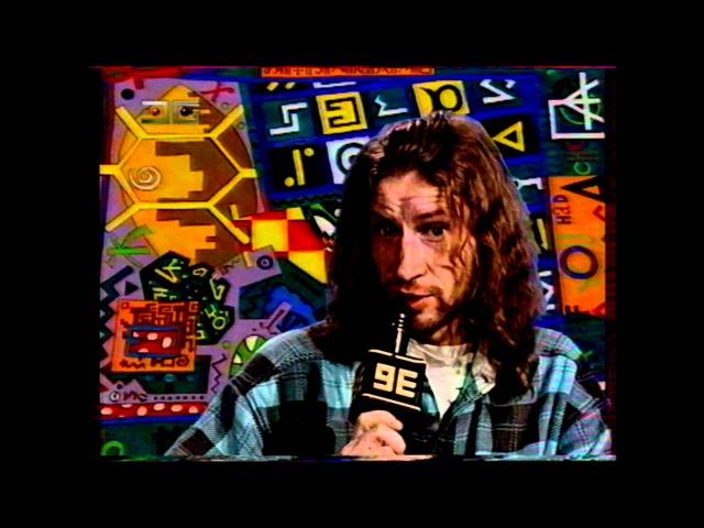 Фрагмент телепередачи Лестница в небо 36 канал(1997)