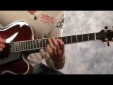 Jazz Guitar Lessons with Andreas Oberg Major Scale Modes