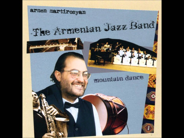 The Armenian Jazz Band Dilijan