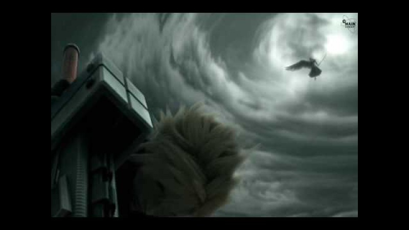 Omnislash Final Fantasy VII Complete Cloud Vs Sephiroth ENGLISHSPANISH