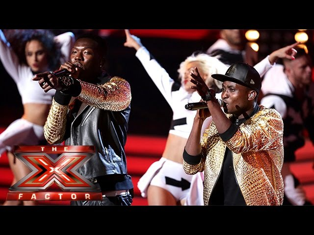 Have Reggie N Bollie locked in their place in the Final | Semi-Final | The X Factor 2015