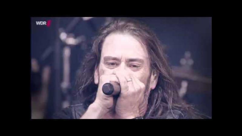 Flotsam And Jetsam - Rock Hard Festival 2015 LIVE full concert