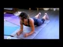 Упражнение для живота Планка . Ирина Пирогова, фитнес тренер
