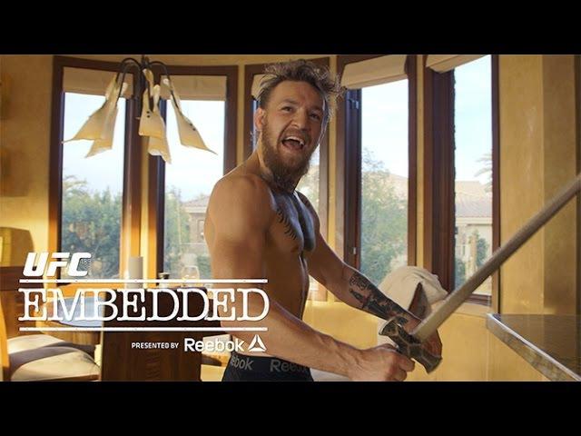 Embedded 189 - Chad Mendes estuda lutas antigas de McGregor