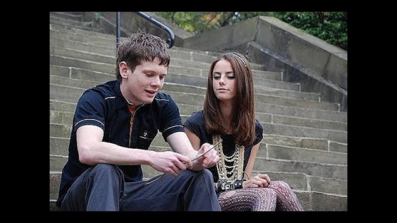 Джеймс Кук и Эффи Стонем (James Cook and Effy Stonem)(Skins)Молокососы 3,4,7 сезон.