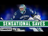 Sensational Saves from the Canucks 2015.16 NHL Season