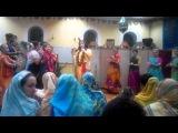Танец на Говардхана пуджу 12.11.2015