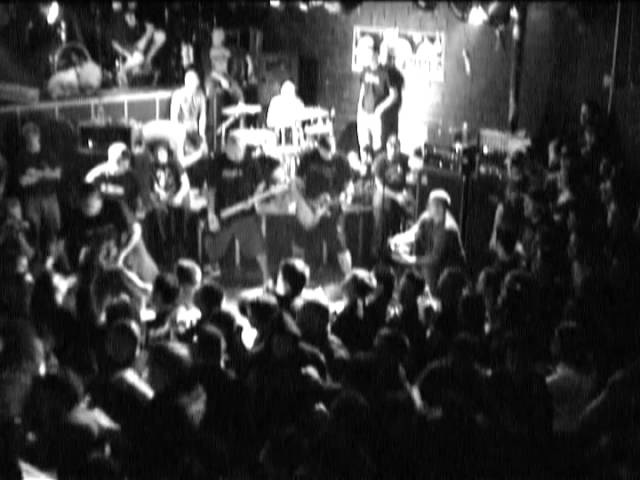 TERROR - Live @ Showcase Theatre Corona 2002 Full Set No Regrets No Shame DVD