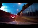 BMW M3 E92 Гонки по городу 250км\ч. Жесть. Польша, Варшава