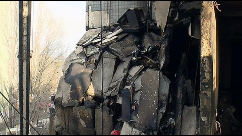 Вести.Ru: Опознана третья жертва обрушения дома в Волгограде