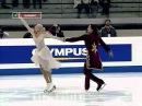 Oksana Domnina Maxim Shabalin Free Dance Grand Prix Final 2007 Torino Italy Figure Skating