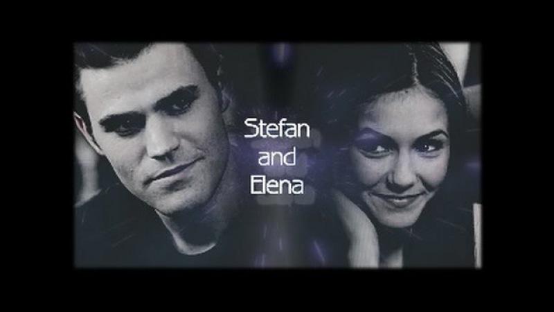Стефан и Елена - МОЙ ОКЕАН (for Jenya Steleroline)