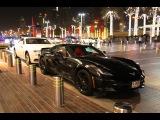 Supercars at Dubai Mall 2015 - Speciale, 12C, 458...