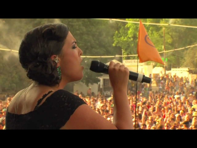 Caro Emerald Live The Other Woman @ Sziget 2012