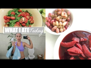 What I Ate Today (HCLF Vegan) + I Like Cooked Food